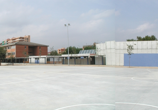 Expansion and rehabilitation CEIP Pau Picasso