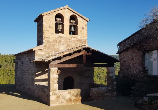 REHABILITATION AND REFORM OF THE CHURCH OF SANTA MARIA DE VILADELLEVA