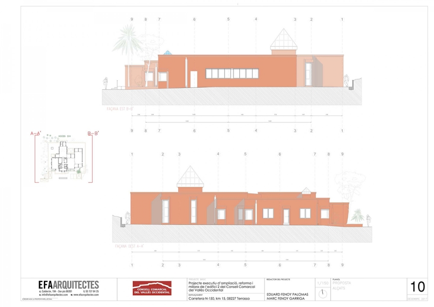 Image of the project  | EFA Arquitectes, Sabadell
