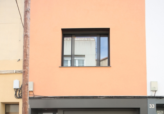 Single House  between buildings. Sabadell Center. | EFA Arquitectes, Sabadell