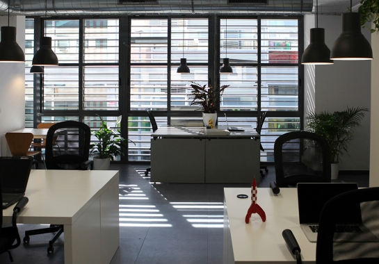 Creation of a Coworking Space | EFA Arquitectes, Sabadell