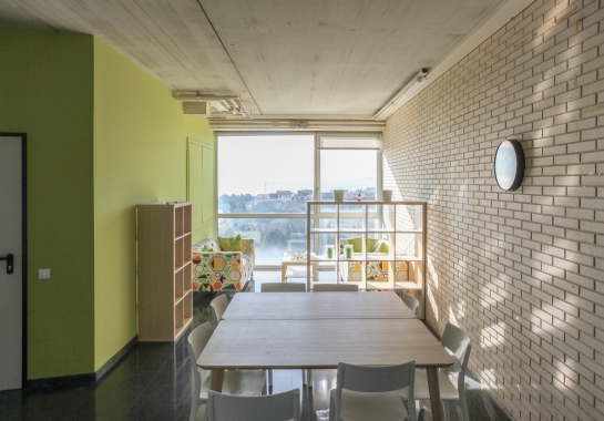 CONVERSION OF THE OLD SCHOOLS TO DOTATIONAL PROPERTY | EFA Arquitectes, Sabadell